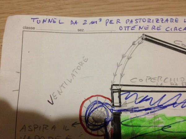 Progetto Tunnel